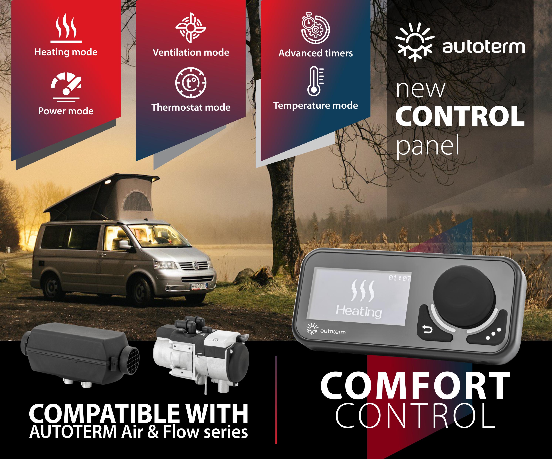 Comfort Control Flyer
